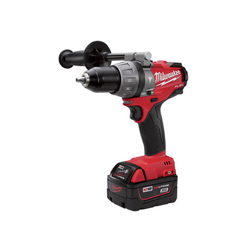 Milwaukee M18 Fuel Hammer Drill — Tool Only, 1/2in. Chuck, Model# 2604-20