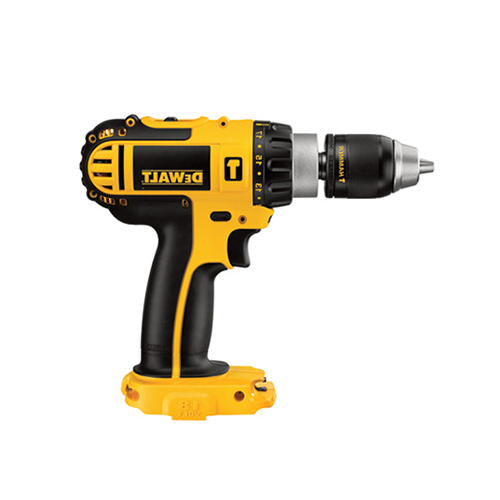 DEWALT Compact Cordless Hammerdrill — Tool Only, 18V, 1/2in., Model# DCD775B